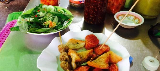 Pause gastronomique …