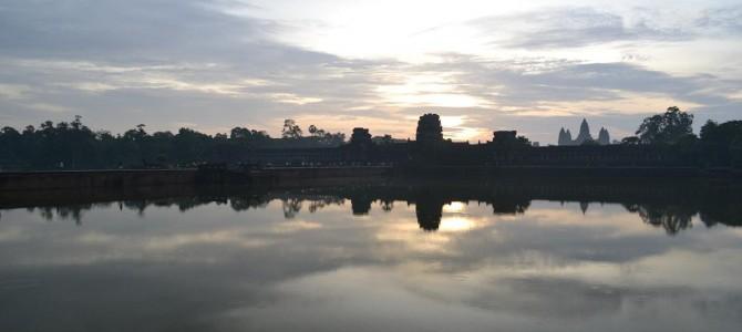 J8 : Les temples d'Angkor